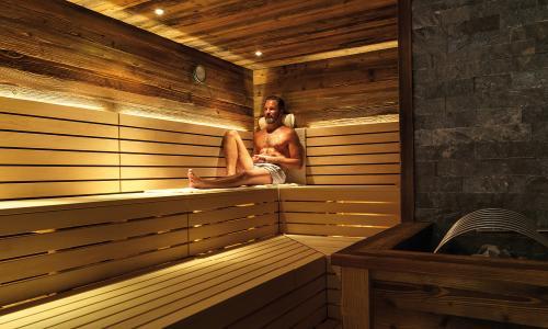 devine - Interalpen Hotel Tyrol - Finn Sauna