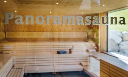 devine - Hotel Klosterhof - Panorama Sauna